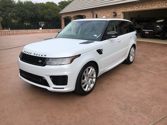 Picture of 2018 Land Rover Range Rover Sport V8 Supercharged Dynamic 4WD, exterior, gallery_worthy