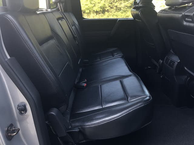 Picture of 2011 Nissan Titan SL Crew Cab, interior, gallery_worthy