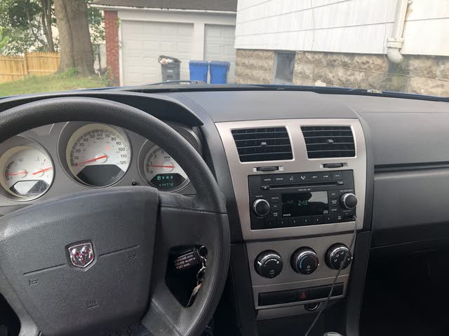 Picture of 2009 Dodge Avenger SE FWD, interior, gallery_worthy