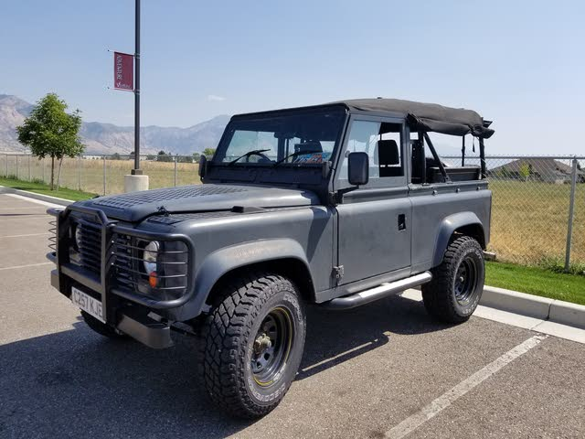 Picture of 1986 Land Rover Defender Ninety, exterior, gallery_worthy