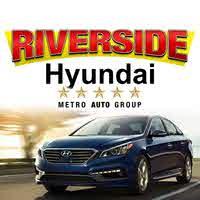 Riverside Hyundai logo
