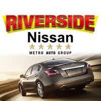 Riverside Nissan logo