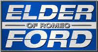 Elder Ford of Romeo logo