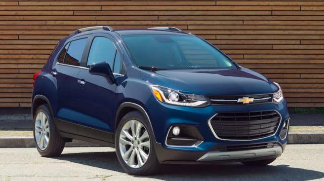 2019 Chevrolet Trax , exterior, manufacturer, gallery_worthy