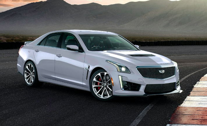 2019 Cadillac Cts V Test Drive Review Cargurus