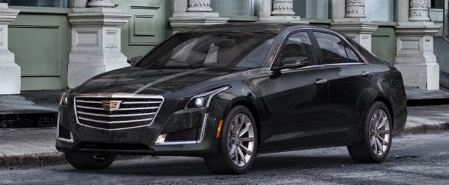 2019 Cadillac CTS , exterior, manufacturer, gallery_worthy