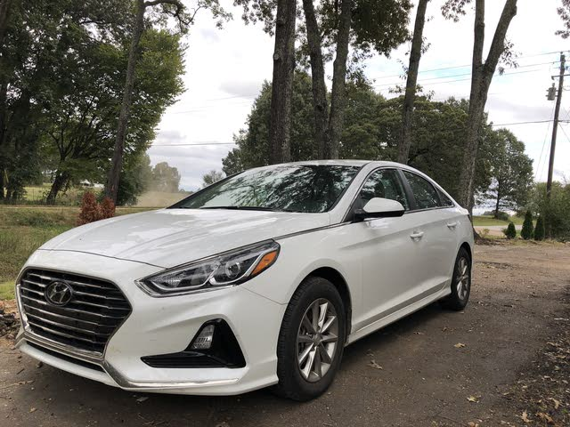 2018 Hyundai Sonata Price Cargurus
