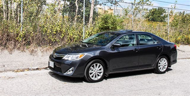 Picture of 2013 Toyota Camry XLE V6, exterior, gallery_worthy