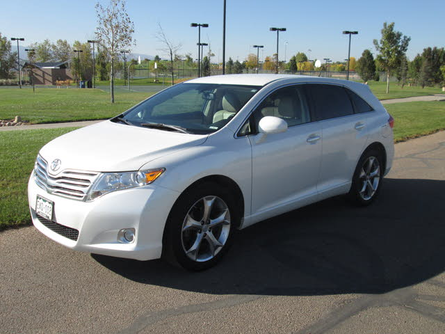 Picture of 2011 Toyota Venza V6 AWD, gallery_worthy