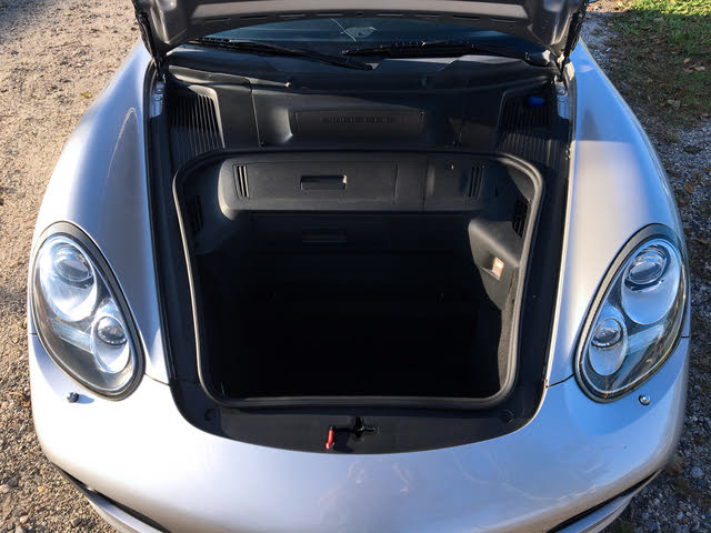 2009 Porsche Cayman Interior Pictures Cargurus