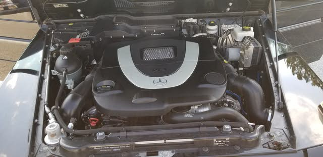 Picture of 2014 Mercedes-Benz G-Class G 550, engine, gallery_worthy