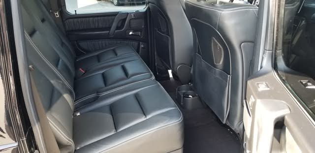 Picture of 2014 Mercedes-Benz G-Class G 550, interior, gallery_worthy
