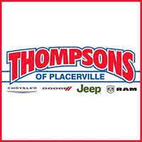 Thompsons Chrysler Dodge Jeep Ram logo