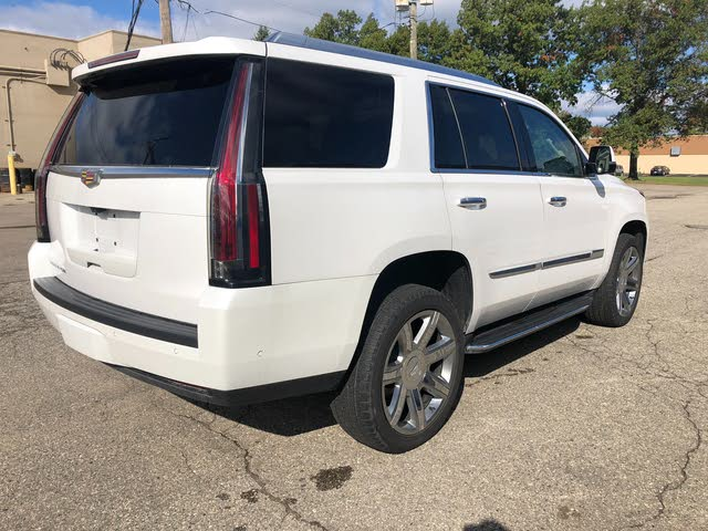 Picture of 2018 Cadillac Escalade Luxury 4WD