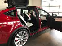 2017 Tesla Model X Picture Gallery