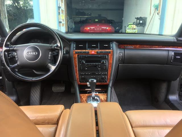 Picture of 2003 Audi S8 quattro AWD, interior, gallery_worthy
