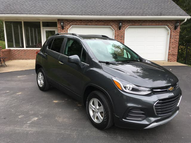 Picture of 2017 Chevrolet Trax LT AWD, exterior, gallery_worthy