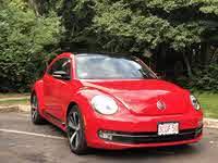 2013 Volkswagen Beetle Overview