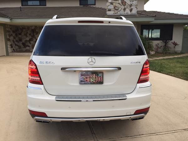 Picture of 2010 Mercedes-Benz GL-Class GL 550