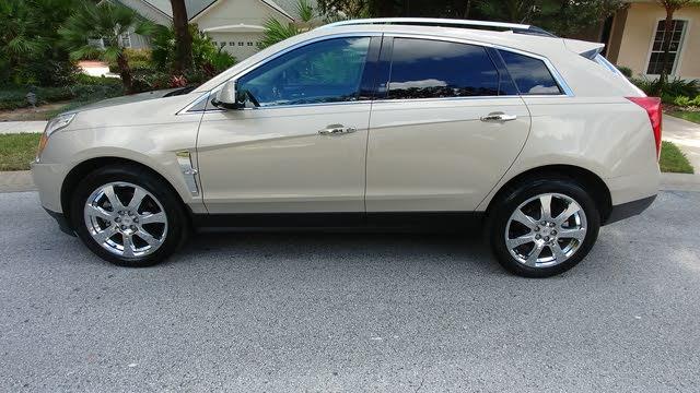Picture of 2012 Cadillac SRX Premium FWD