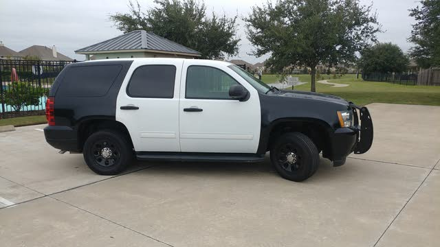 Picture of 2012 Chevrolet Tahoe Police RWD