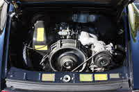 Picture of 1985 Porsche 911 Carrera, engine, gallery_worthy