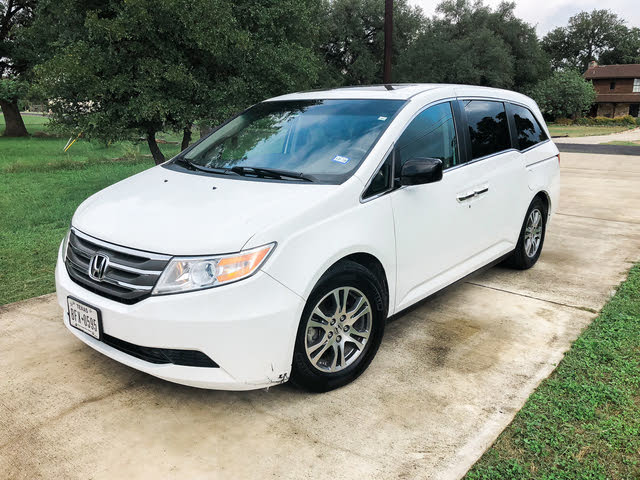 Picture of 2013 Honda Odyssey EX-L FWD with DVD