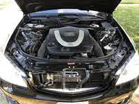 Picture of 2009 Mercedes-Benz S-Class S 550, engine, gallery_worthy
