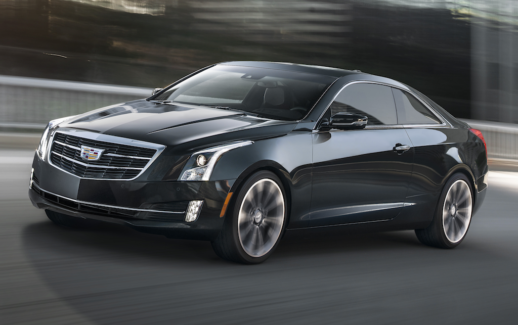 2019 Cadillac ATS Coupe - Overview - CarGurus