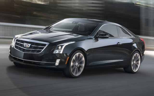Cadillac Ats Coupe >> 2019 Cadillac Ats Coupe Pictures Cargurus