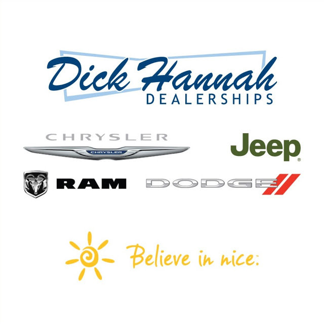 Dick Hannah Chrysler Dodge Jeep Ram