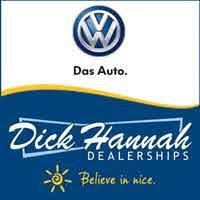 Dick Hannah Volkswagen logo