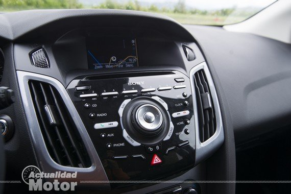 If I Have A Ford Focus  Hatchback Is It Possible To Change The Radio With The One On The  Titanium Model