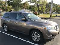 Picture of 2014 Nissan Pathfinder S, exterior, gallery_worthy