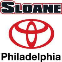 Sloane Toyota of Philadelphia logo