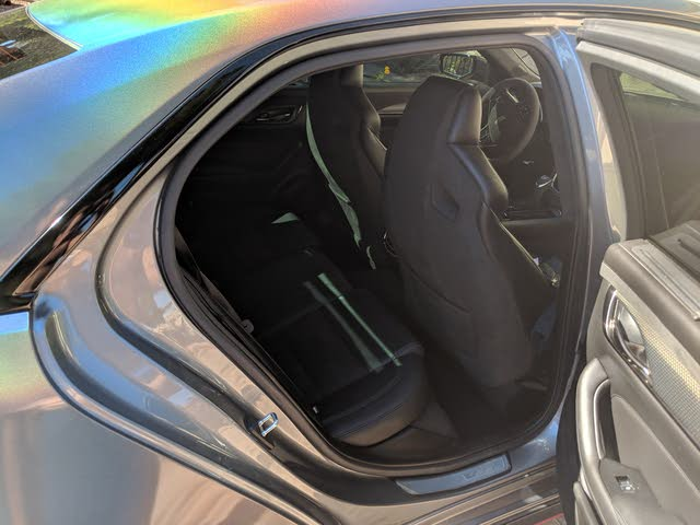 Picture of 2018 Cadillac CTS-V RWD, interior, gallery_worthy