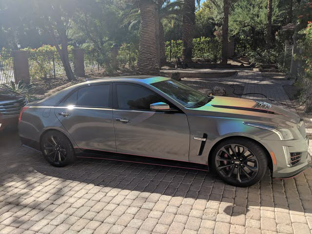 Picture of 2018 Cadillac CTS-V RWD
