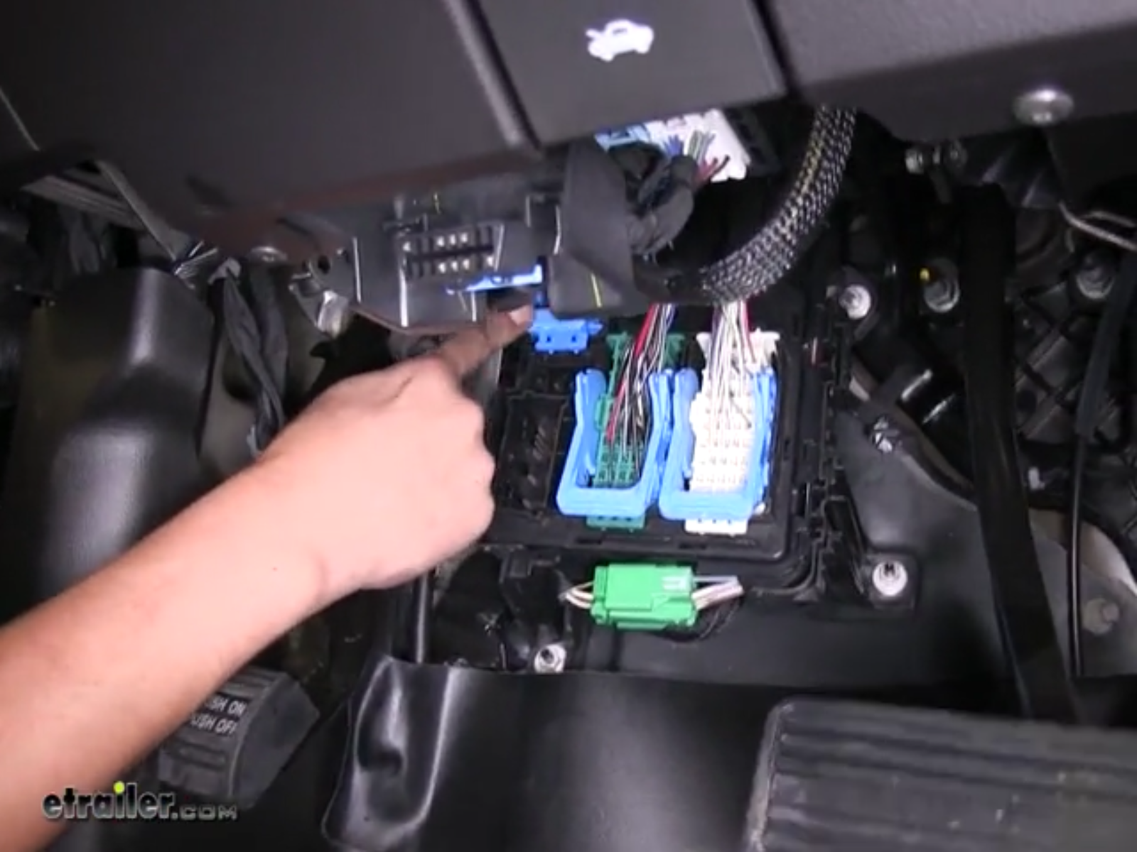 Chevrolet Trailer Wiring Adapter