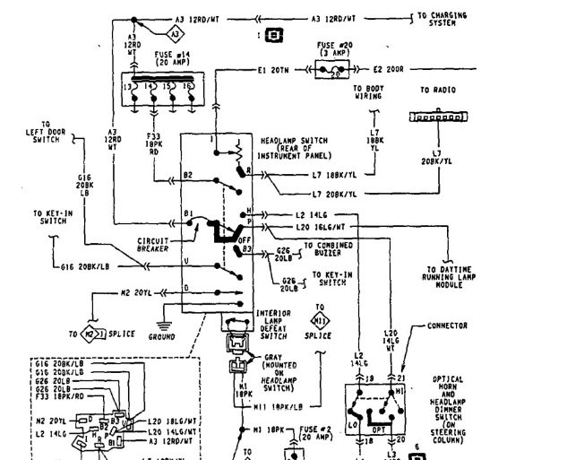dodge ram van wiring diagram dodge ram van questions lights brake lights cargurus 2000 dodge ram 1500 van wiring diagram dodge ram van questions lights