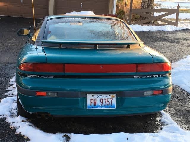 1993 Dodge Stealth - User Reviews - CarGurus