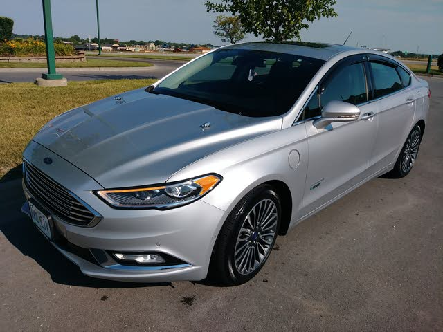 Picture of 2017 Ford Fusion Energi SE Luxury, exterior, gallery_worthy