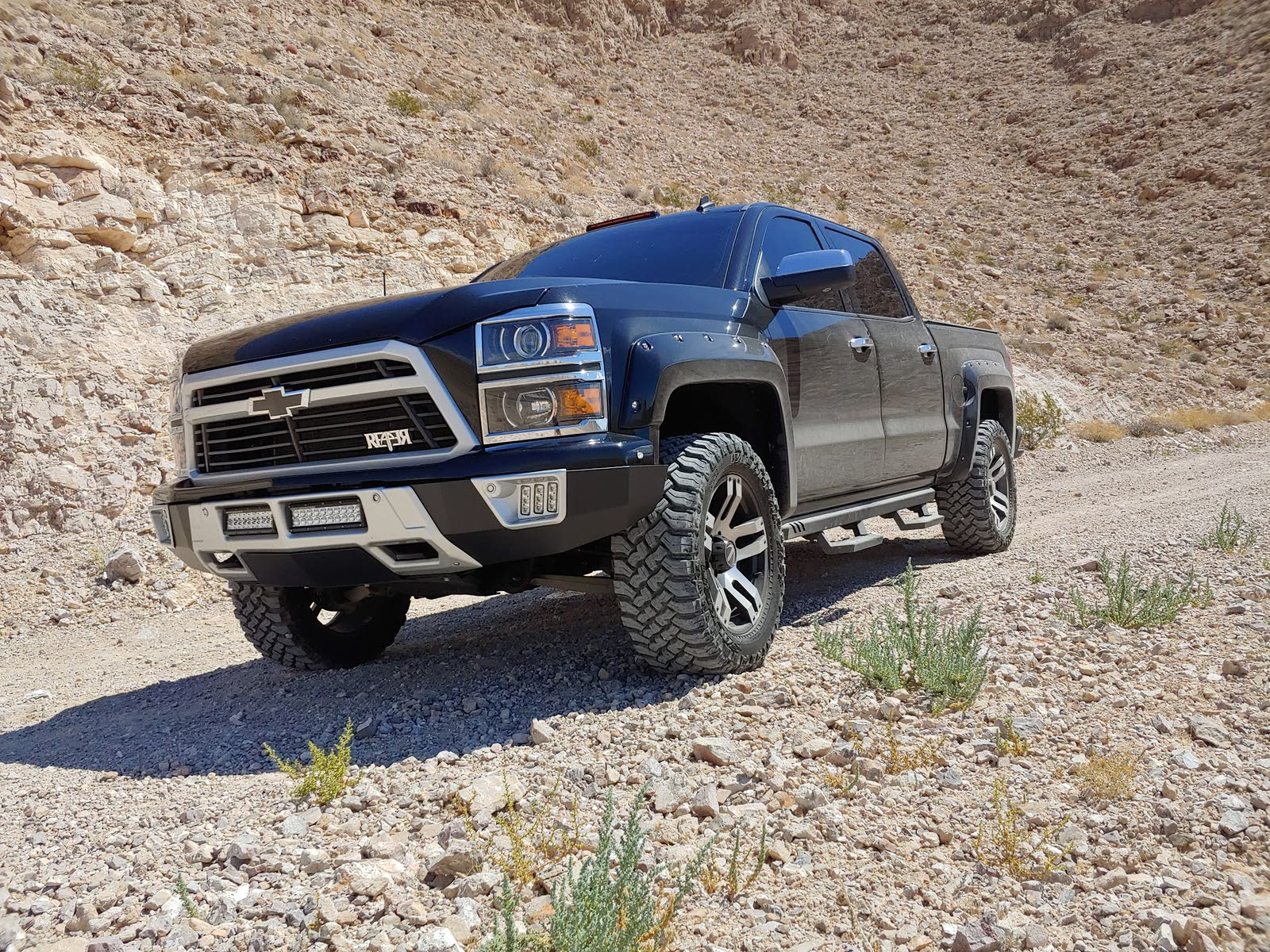 Chevy Reaper For Sale >> Chevrolet Silverado 1500 Questions Chevy Reaper Cargurus