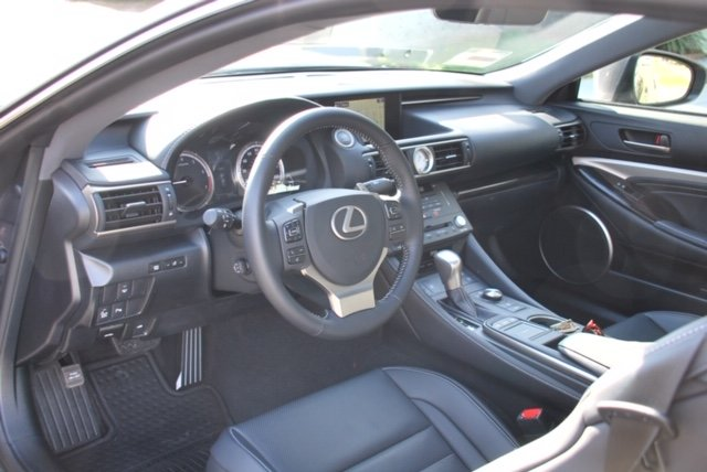 Picture of 2015 Lexus RC 350 AWD, interior, gallery_worthy