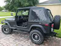 Picture of 1992 Jeep Wrangler S, gallery_worthy