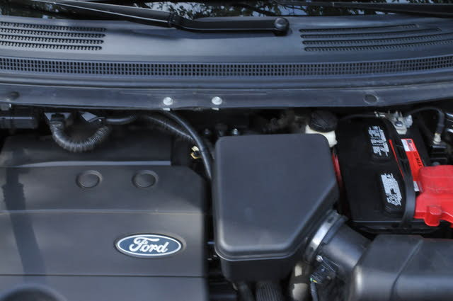 Picture Of  Ford Edge Limited Engine Gallery_worthy