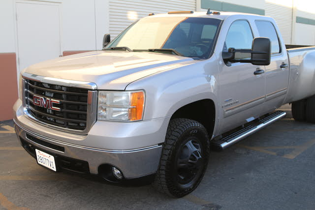 Picture of 2009 GMC Sierra 3500HD SLE1 Crew Cab DRW, exterior, gallery_worthy