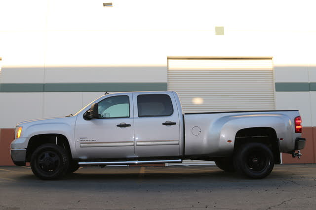 Picture of 2009 GMC Sierra 3500HD SLE1 Crew Cab DRW