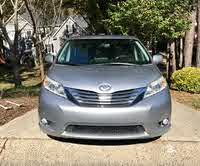 2012 Toyota Sienna Picture Gallery