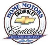 Home Motors Chevrolet Cadillac logo