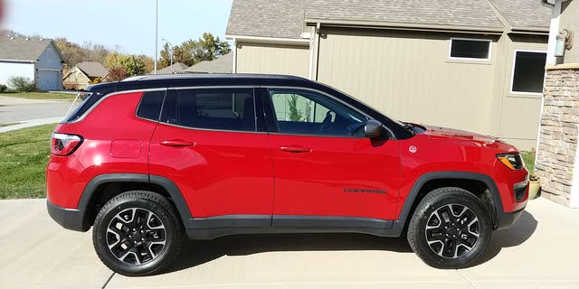 2018 Jeep Compass Trailhawk 4WD, Passenger, exterior, gallery_worthy